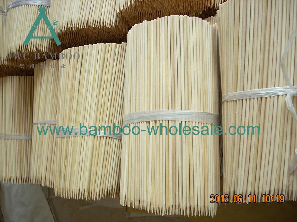 кветкі з бамбука