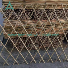 Recintu espandibile di trellis di bambù