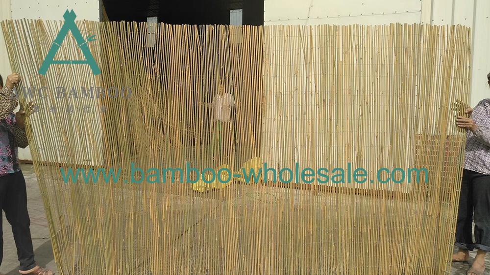 Recinto di bambù